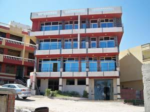 продажа отеля в Хургаде